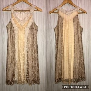 Altar'd State Lace Dress Size S